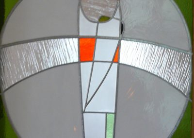 Jinaèovice - koupelnové okno